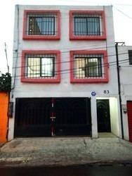 Casa En Renta Cadiz #83 Insurgentes Mixcoac