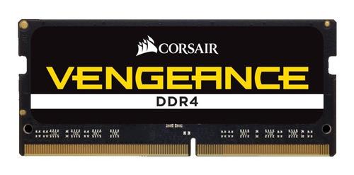 Memoria Sodimm Corsair Vengeance 8gb (8x1) Ddr4 2400