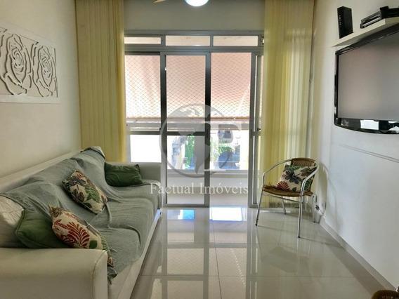 Apartamento À Venda, 80 M² Por R$ 290.000,00 - Enseada - Guarujá/sp - Ap9915