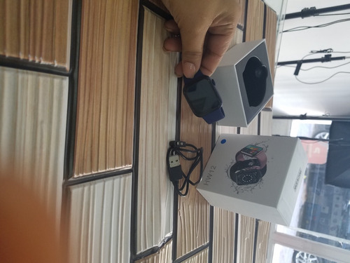 Smartwatch Reloj Inteligente Hw12, Tamaño De Pantalla 40 Mm