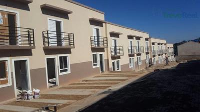 Casa Em Condomínio Novo À Venda, Burk, Louveira. - Ca1119