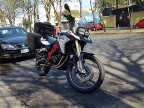 Bmw Gs F800 Impecable Nacional 2016 Maletas Top Case Bmw