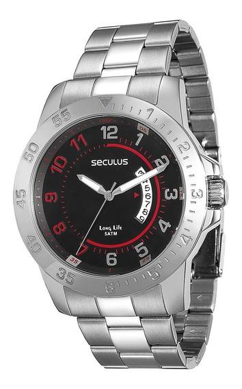 Relógio Seculus - Novo - Frete Grátis - Mod. 28688g0svna1