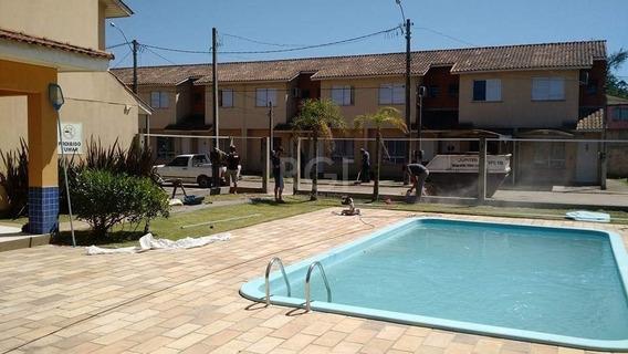 Casa Condominio Em Santa Cruz Com 2 Dormitórios - Bt10198