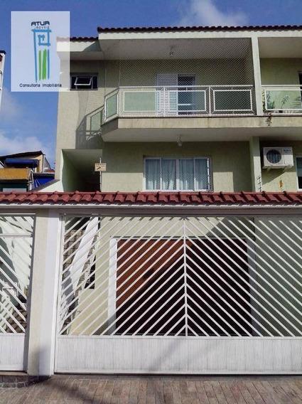 Sobrado 195 M² - Água Fria - São Paulo/sp - So0151
