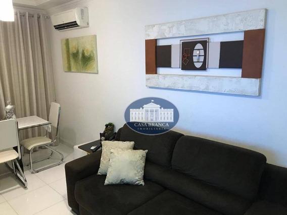 Apartamento Completo Em Armários Planejados E Ar Condicionado! - Ap0831