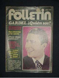 Folletin 1975 Gardel ¿quién Sos?