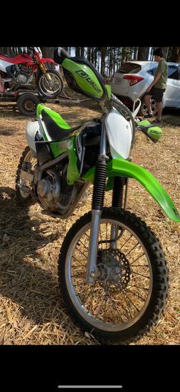 Moto Klx 140 2011