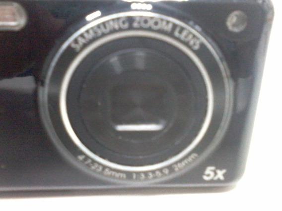 Camera Fotográfica Samsung Quebrada