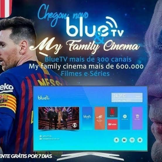 Recarga Aplicativo My Family Cinena + Express Tv Gift Card