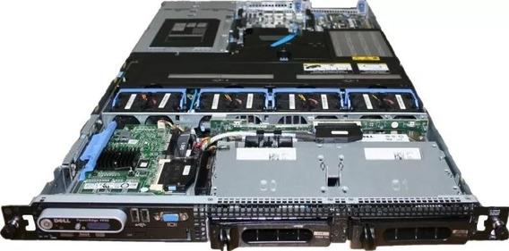 Servidor Dell 1950 2 Xeon Quad Core 16 Giga 1 Tera + Trilho