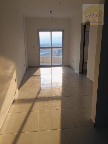 Apartamento À Venda, 55 M² Por R$ 220.000,00 - Tude Bastos (sítio Do Campo) - Praia Grande/sp - Ap1385