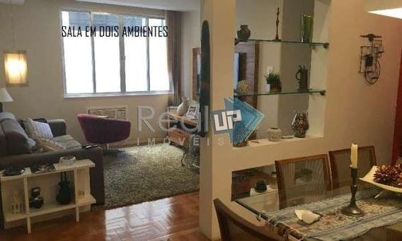 Apartamento Com 3 Quartos Para Comprar No Laranjeiras Em Rio De Janeiro/rj - 17821