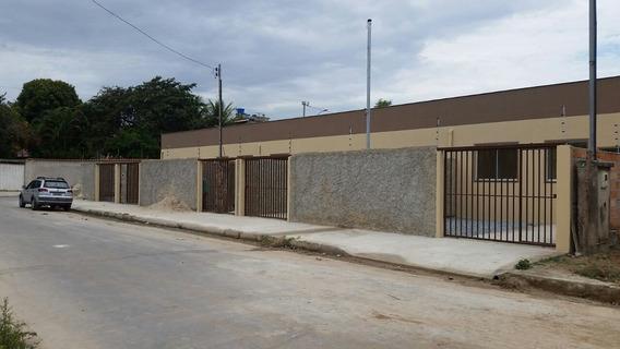 Casa Geminada Com 2 Quartos Para Comprar No Santinho Em Ribeirão Das Neves/mg - 967