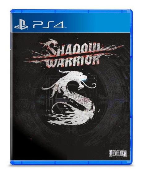 Shadow Warrior - Ps4