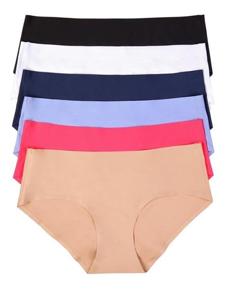 Panty Americano Sofra Sin Costura 6 Piezas