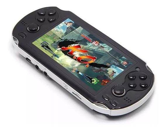 Mini Game Portátil 10mil Jogos Player Mp3 Mp4 Mp5