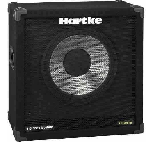 Bafle De Bajo Hartke Systems 200 Watts Cono De Aluminio 115bxl
