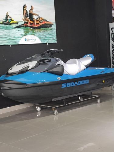 Moto De Agua Sea Doo 130 Gti Se Con Sonido Y Ibr