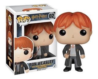 Funko Pop Harry Potter - Ron #02 - En Stock!