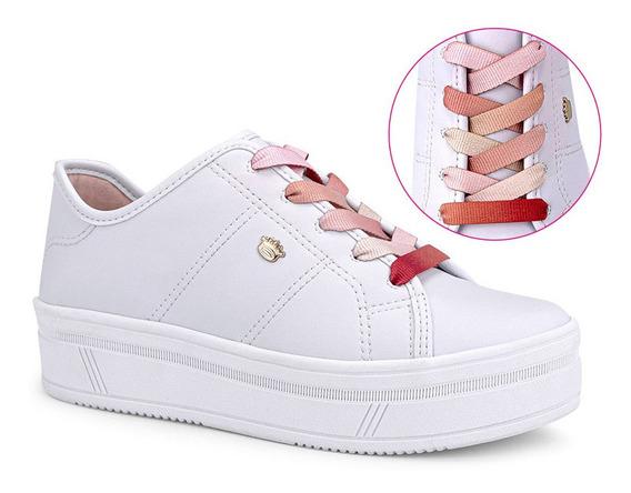 Tenis Pink Cats V0429a 11/2019 Alvejado