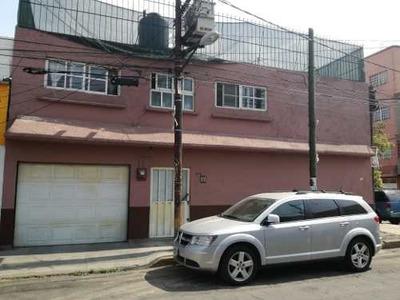 Casa En Venta , San Andres Tetepilco Churubusco Iztapalapa