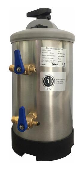 Ablandador / Suavizador De Agua Industrial 8 Ltrs Marca Dva