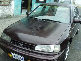 Hyundai Elantra (americano) 1992 Inyectado.riteve Y Marchamo