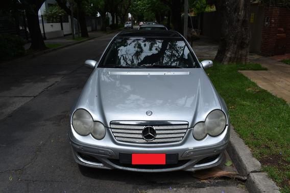 Mercedes Benz Clase C C230 Sportcoupe Kompressor