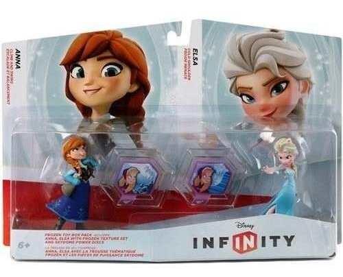 Infinity Frozen Toy - Colección En Caja - Playstation 3, Xbo