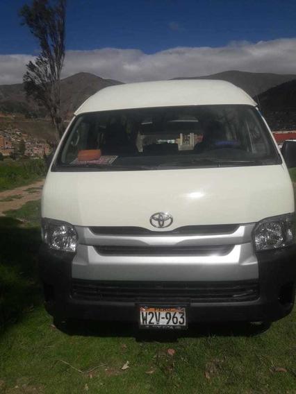 Ocasión Combi Toyota 2013