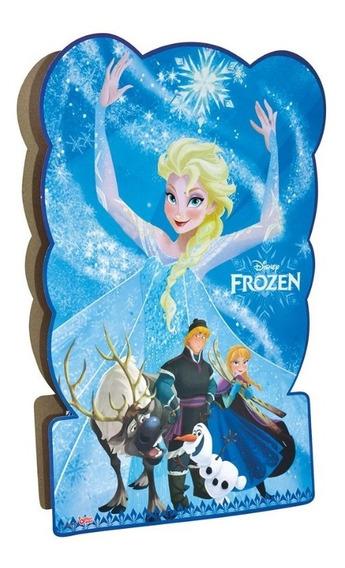 Piñata De Cartón - Cotillón Oficial Frozen
