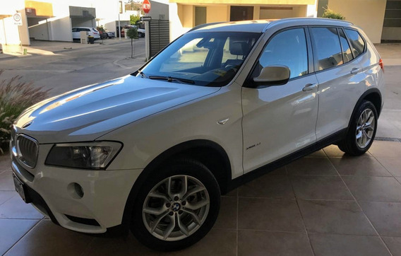 Bmw X3 3.0 Xdrive28ia Lujo At 2011