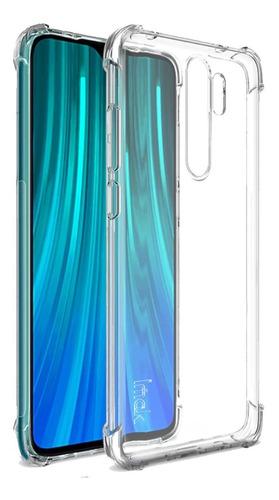 Estuche Xiaomi Redmi 9 Vidrio Templado 6d Vidrio Camara