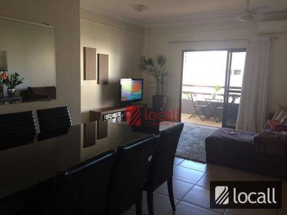 Apartamento Residencial À Venda, Jardim Ouro Verde, São José Do Rio Preto. - Ap0329