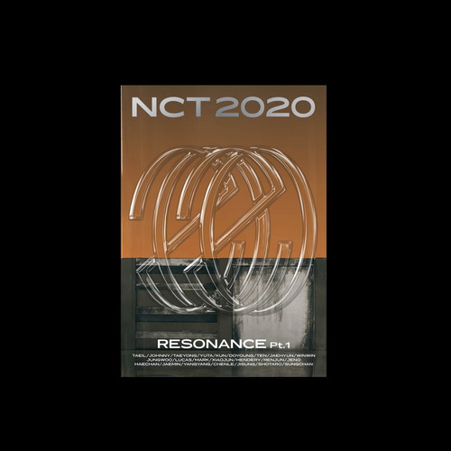 Nct Nct The 2nd Album Resonance Pt. 1 Future Ver Import Cd