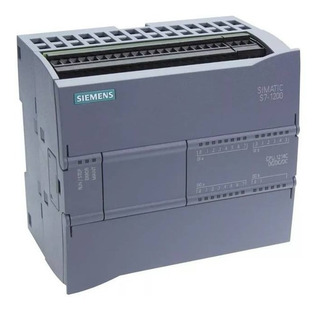 Siemens Plc Cpu 1214c - 6es7214-1ag40-0xb0