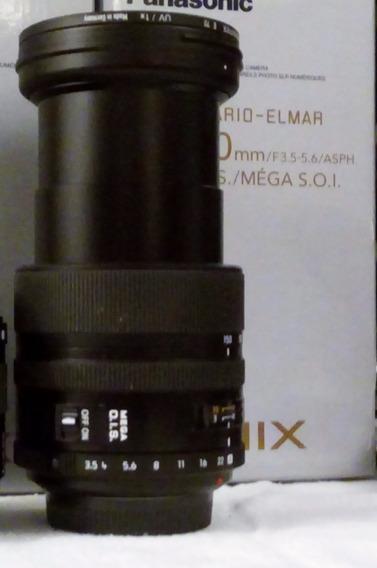 Lente Leica - 14-150 - Montagem 4/3
