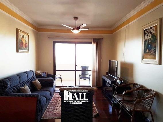 Apartamento Com 3 Dorms, Centro, São José Do Rio Preto - R$ 598 Mil, Cod: 2709 - V2709