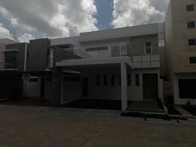 Casa Venta Aqua Cancun 4 Recámaras Con Baño Y Closet