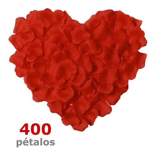 400 Pétalos Artificiales Decoración Boda, Fiesta Evento