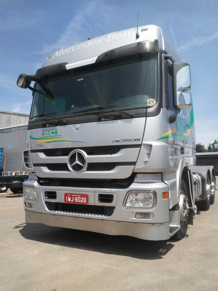Mercedes-benz Actros 2646 Ls6x4 2014 - Mondial-