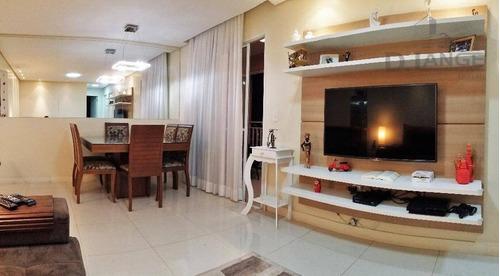 Imagem 1 de 30 de Apartamento À Venda, 75 M² Por R$ 510.000,00 - Parque Prado - Campinas/sp - Ap15820