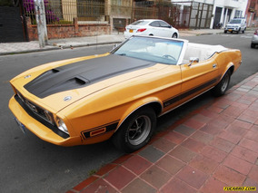 Ford Ford Ford Mustang Mach 1