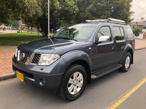 Nissan Pathfinder At Lux