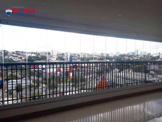 Apartamento Com 4 Dormitórios À Venda, 220 M² Por R$ 1.850.000,00 - Edificio Absoluto - Sorocaba/sp - Ap1528