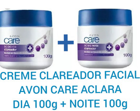 Avon Care Aclara Creme Facial Clareador Ilumina E Uniformiza