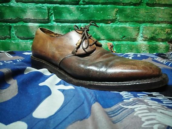 Zapatos De Cuero No°42