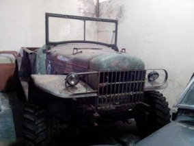 Dodge Militar Jeep Do Exercito 1942