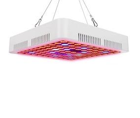 Painel Led Grow 300w Full Spectrum Cultivo Indoor Silencioso